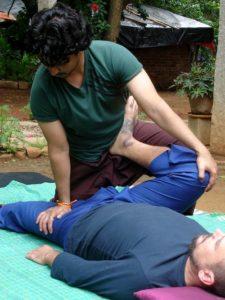 Thai Massage Basic Course