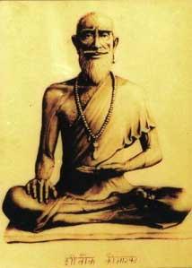 A Painting of Ajarn Jivaka (Shivago)