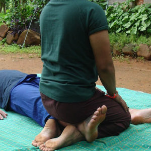 Thai Massage advanced training course