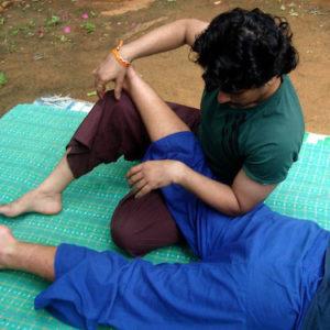 Chandrashekar - Thai Massage Teacher