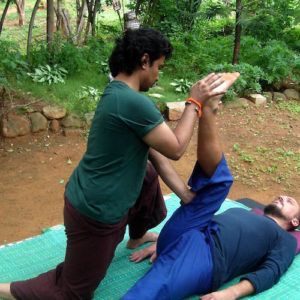 thai massage basic training course