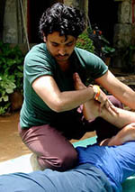 Chandrashekar - Thai Massage Teacher