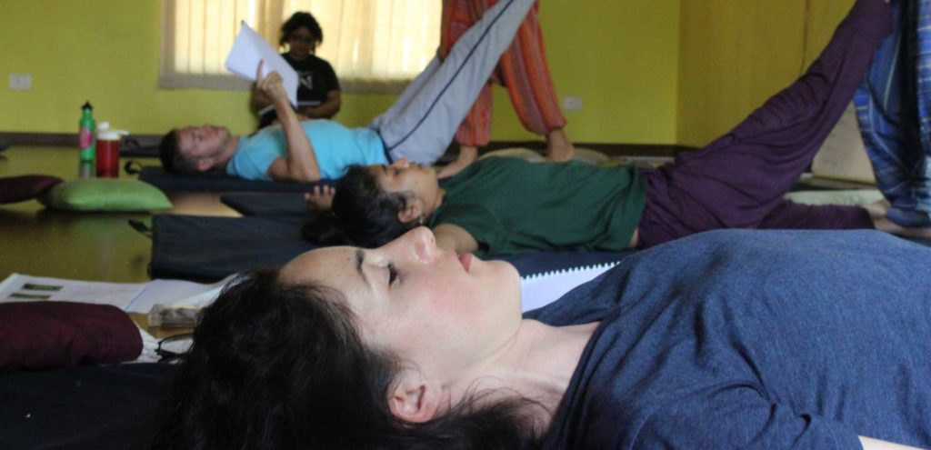 Learn Thai massage from the most respected instructors
