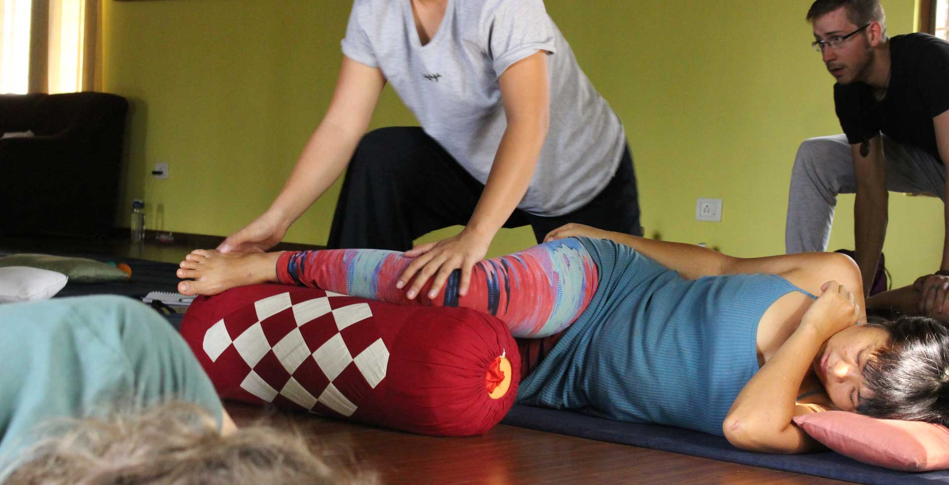 Thai Massage Basic Course - March '19 Hyderabad