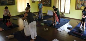 Thai Massage training at the School of Thai Massage are conducted with personal attention and one on one interaction with our instructors
