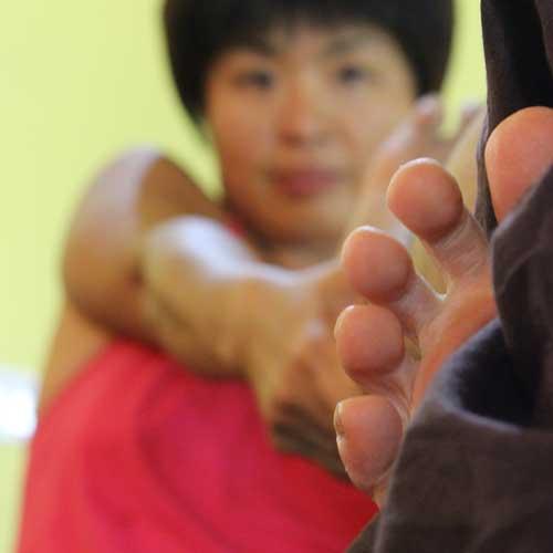 Thai Massage Basic Course - June '19 Hyderabad