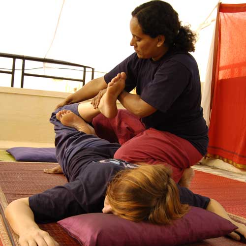Thai Massage Basic & Intermediate Course - January '19 Mysore