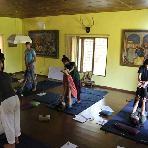 Thai Massage Basic Course - April '19 Bangalore